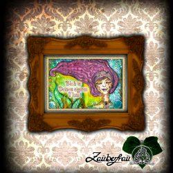 Lila, Die Meerjungfrau